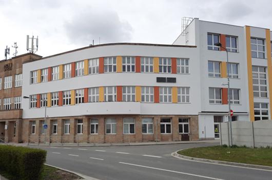 Ilustrativní obrázek školy